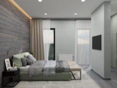 Ламинат на стене — креативные варианты оформления и монтаж ламината