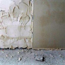 Штукатурка стен по маякам своими руками