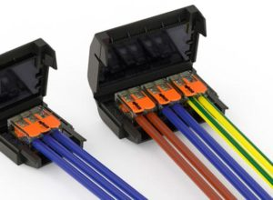 Wago для улицы — герметичное соединение проводов муфтой Easy Protect.