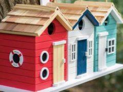 Скворечник: размеры, чертеж и рекомендации по созданию птичьего жилья